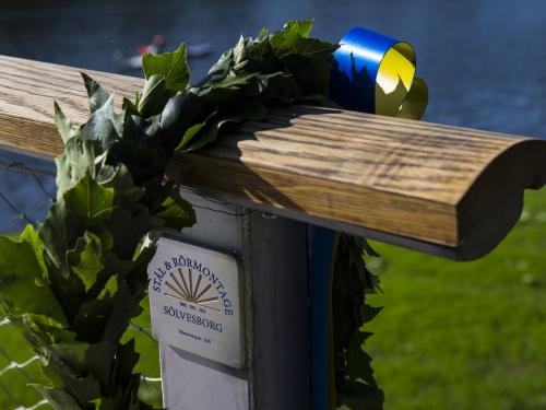 Invigning av Folke Bernadottes Bro Stockholm