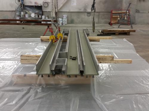 Rällådor Nya Hisingsbron Duplex