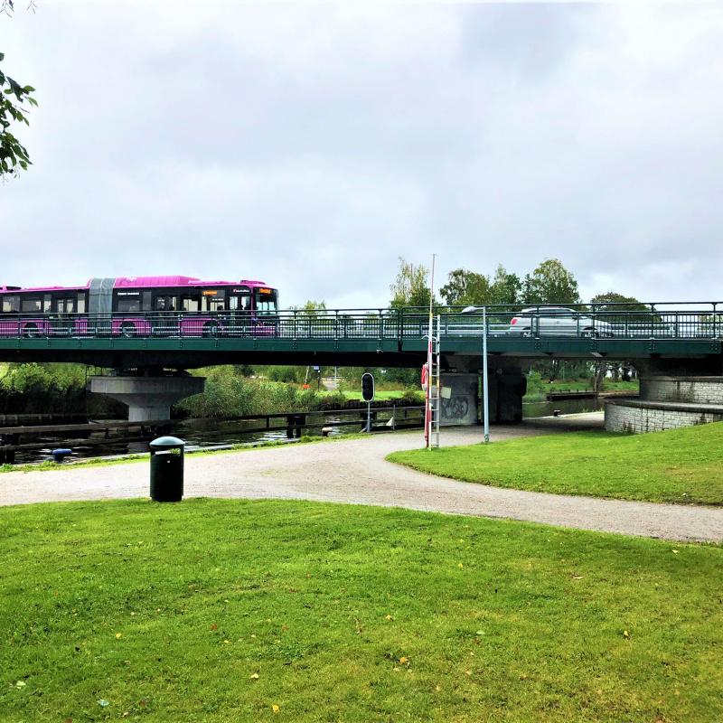 Vägbro Örebro